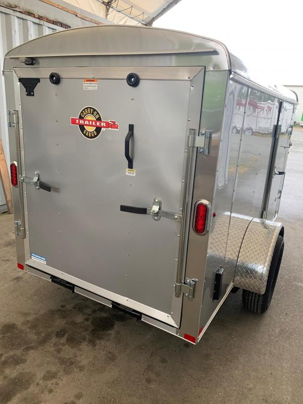 2020 Carry-On 5X10 w/Ramp Enclosed Cargo Trailer