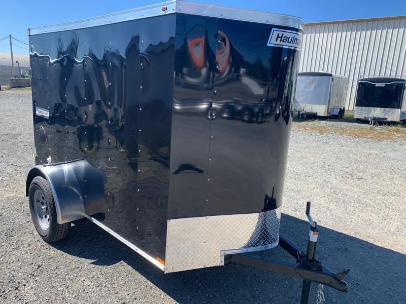 2021 Haulmark 5X8 BARN DOOR Cargo Trailer