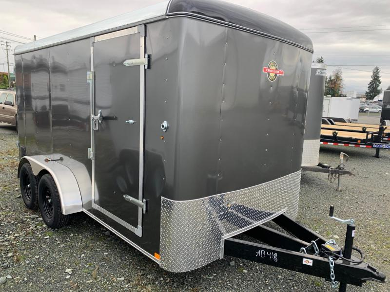 2021 Carry-On  7X14 BARN DOOR Enclosed Cargo Trailer