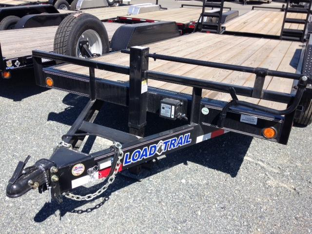 2021 Load Trail 14000# 7x16 Car / Equipment Trailer