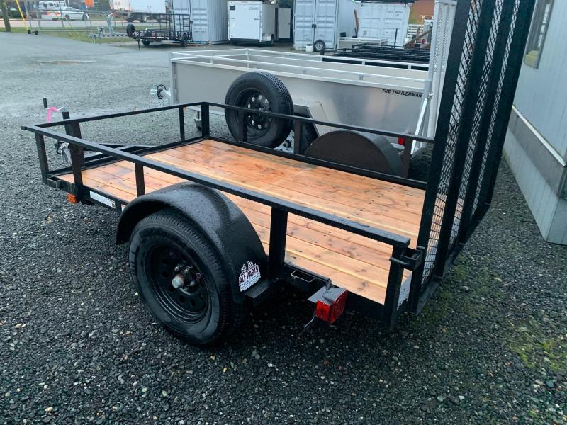 2021 Carry-On 5X8 RAILSIDE Utility Trailer