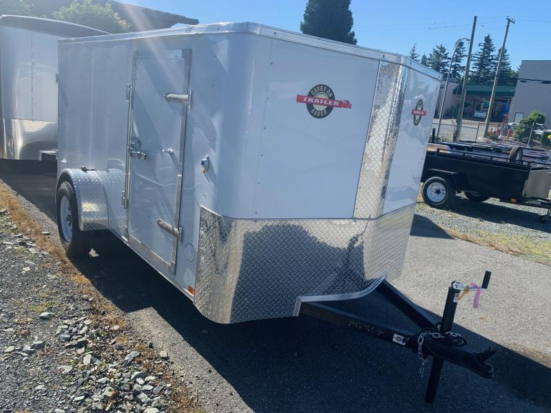 2021 Carry-On 6X12CGBN Enclosed Cargo Trailer