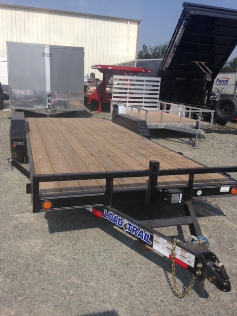 2020 Load Trail 7x20 10000# Flat-deck/Car trailer