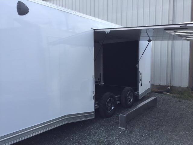 2021 E-Z Hauler EZEC8x20CH-IF Car / Racing Trailer