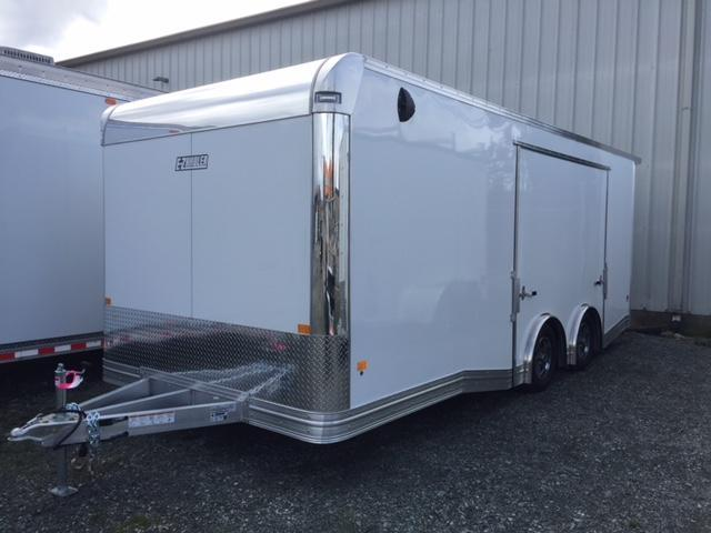 2021 E-Z Hauler EZEC8x20CH-IF Car / Racing Trailer