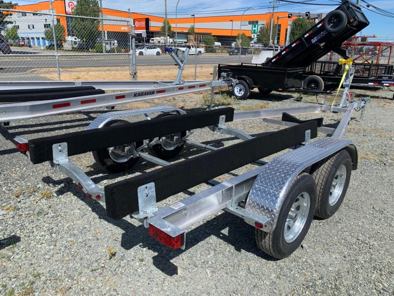 2022 Venture Aluminum Tandem Axle VATB-5225 Boat Trailer