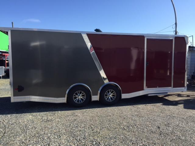 2021 E-Z Hauler 8.5x22 Car / Racing Trailer