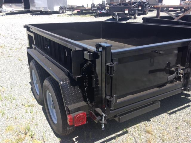 2020 Carry-On 6X10 10K Dump Trailer