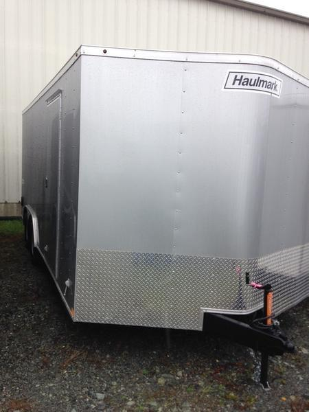 2019 Haulmark Passport PPT85X16WT2 Enclosed Cargo Trailer