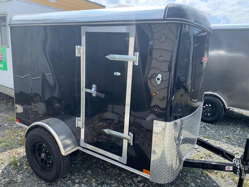 2021 Carry-On 5X8 Ramp Enclosed Cargo Trailer