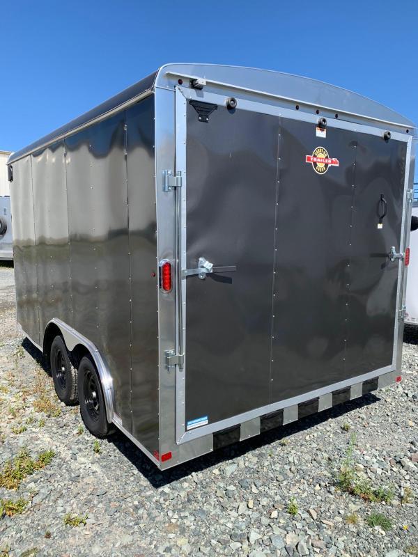2020 Carry-On 8.5x14 UTV Enclosed Cargo Trailer