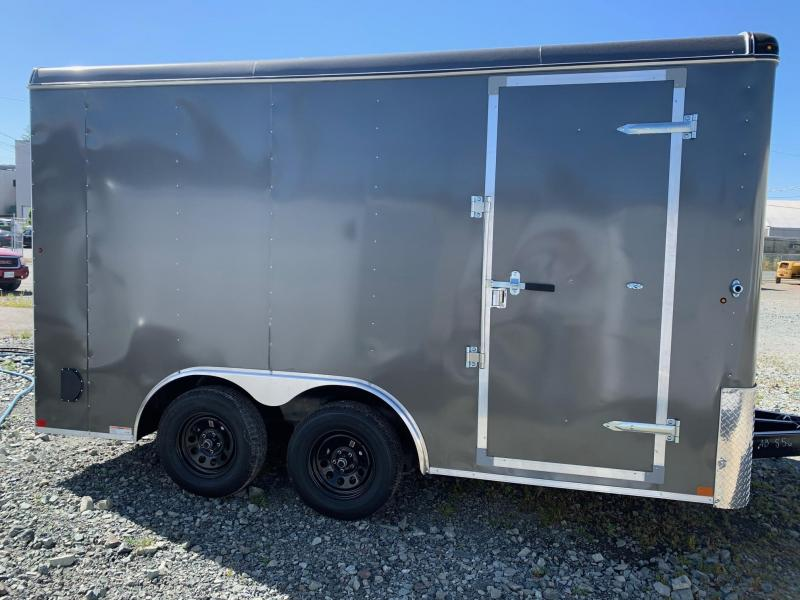 2021 Carry-On 8.5x14 Cargo Trailer WITH RAMP