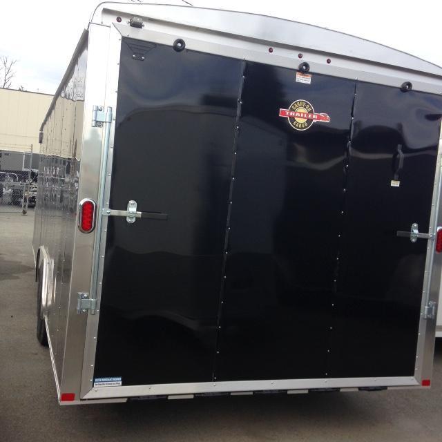 2021 Carry-On 8.5x14 UTV Enclosed Cargo Trailer