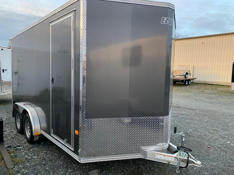 2021 E-Z Hauler 7.5X14 UTV Enclosed Cargo Trailer
