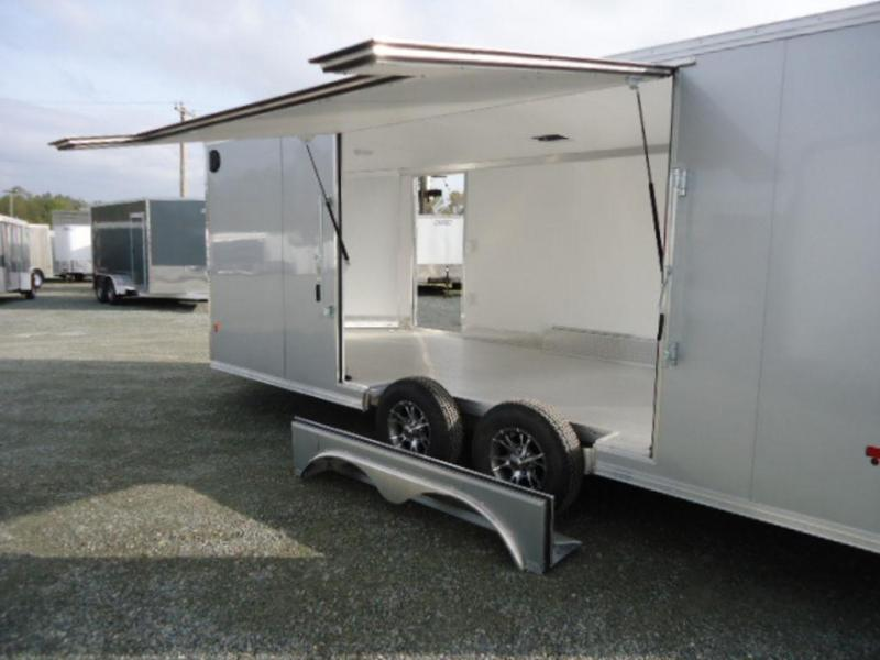 2021 E-Z Hauler 8-Wide Car Hauler EZEC85x20-ADVANTAGE