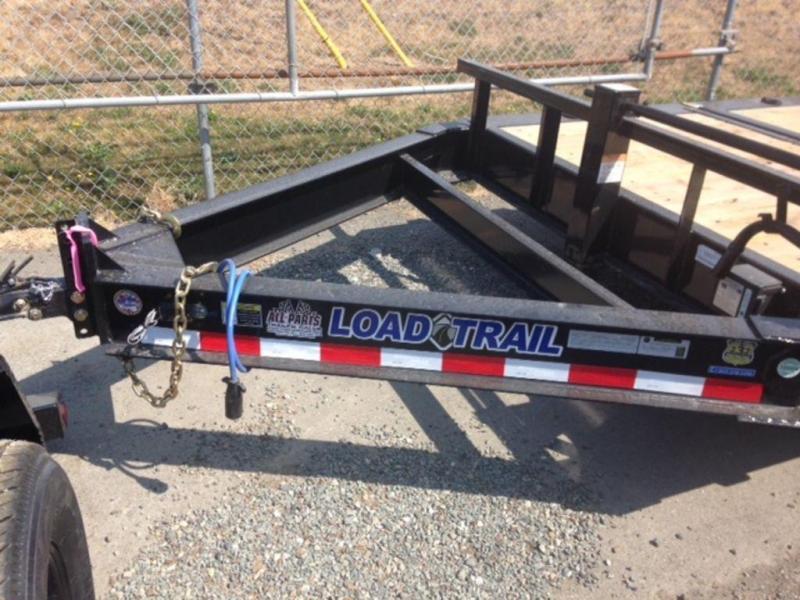 2021 Load Trail 7X20' 14K Gravity Tilt Trailer