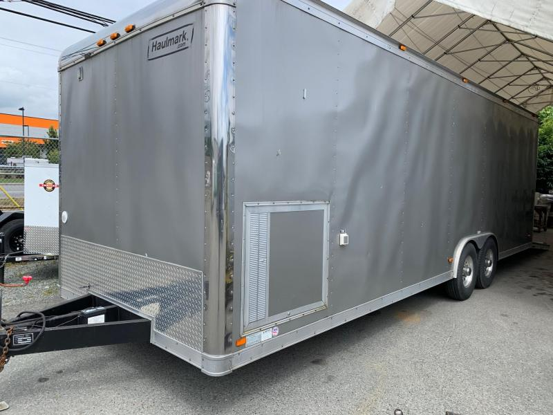 2004 Haulmark Edge 26' 12K Car / Racing Trailer