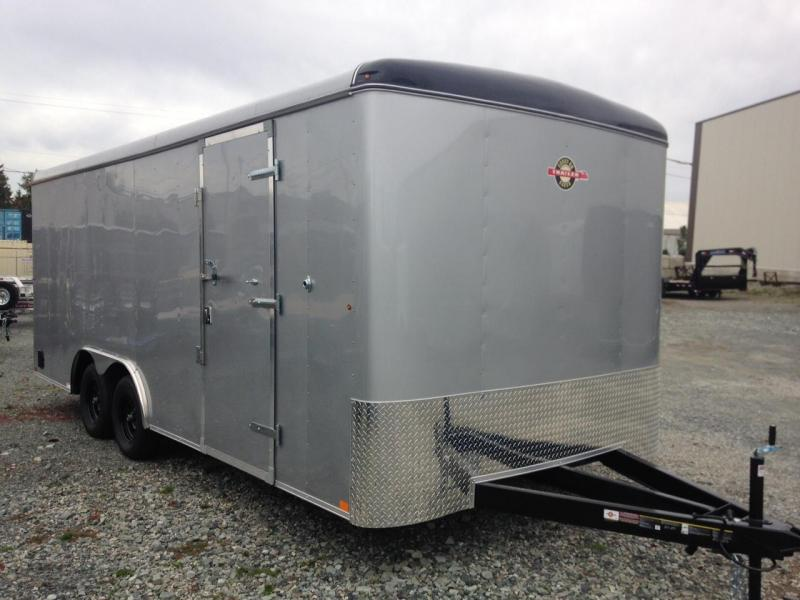2020 Carry-On 8.5X20 Car / Racing Trailer