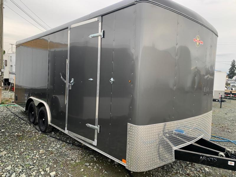 2021 Carry-On 8.5X20 Car / Racing Trailer