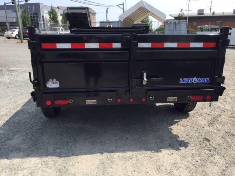 2021 Load Trail 7x14' 14K Dump Trailer