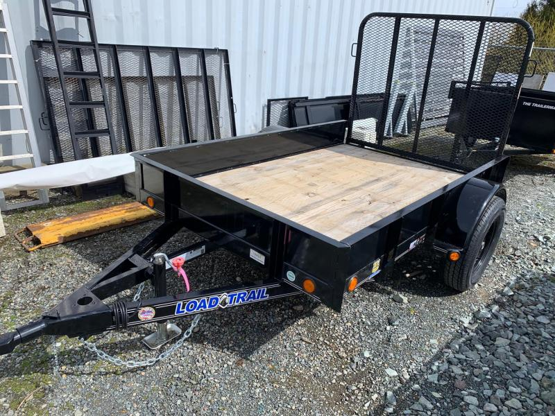 2020 Load Trail Single Axle 5x8 Utility Trailer