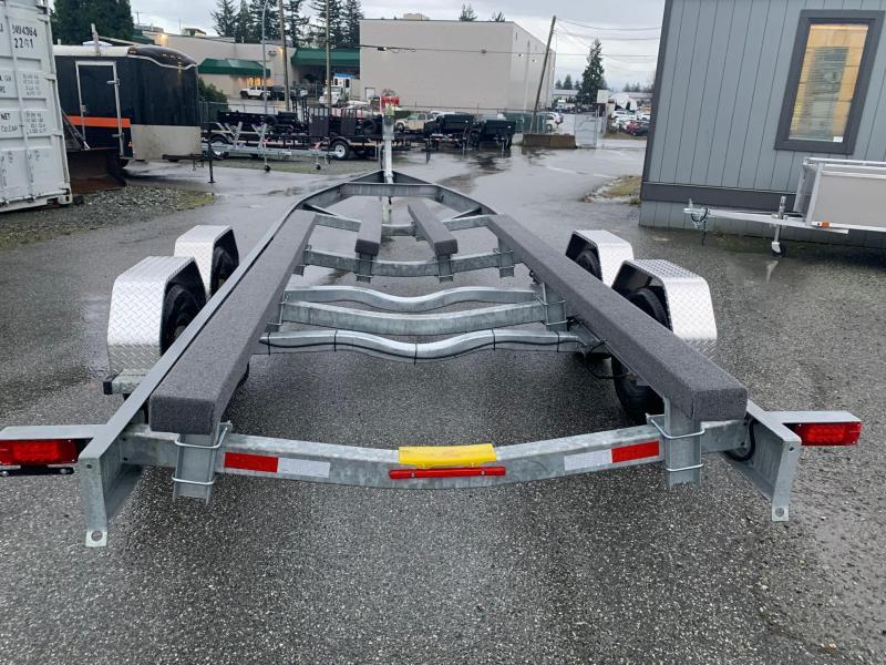 2021 Tuff Trailer MTB8300TGL GALVANIZED Boat Trailer