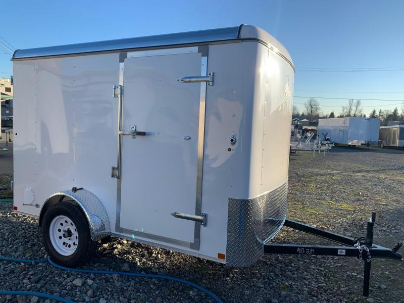 2021 Carry-On 6X10CG Enclosed Cargo Trailer