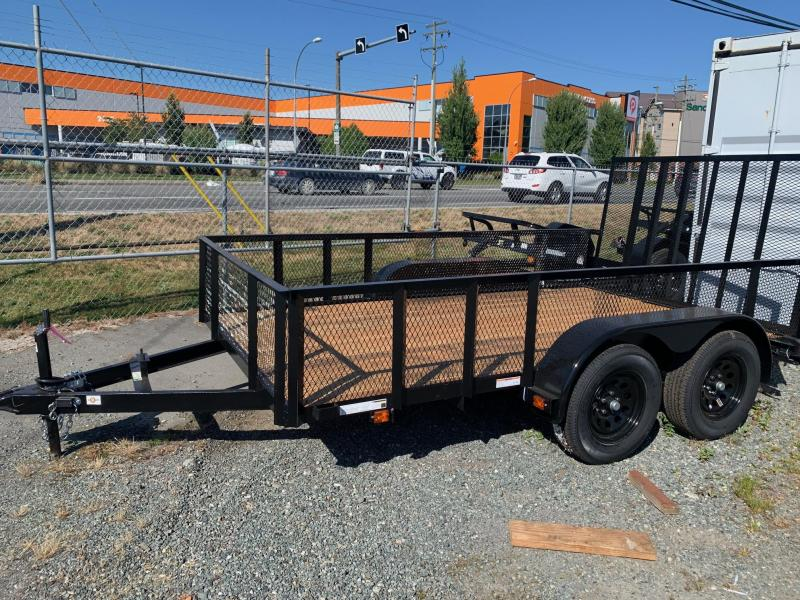 2020 Carry-On 7X12 Utility Trailer