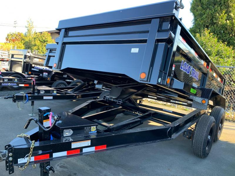 2021 Load Trail 6x10 10K Dump Trailer