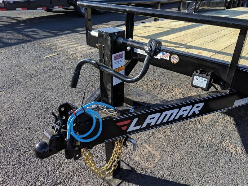 Lamar 83 X 18 7K Utility Trailer