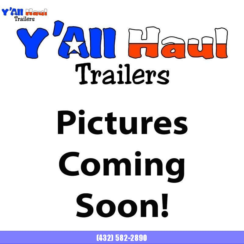 2021 BCI Trailers 77x12 Single 4' Gate