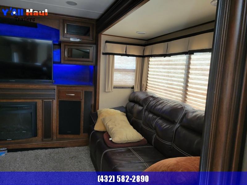 2016 Grand Design RV Solitude Enclosed Cargo Trailer