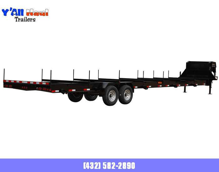 2021 Lamar Trailers Pipe Hauling Trailer (WP) Other Trailer