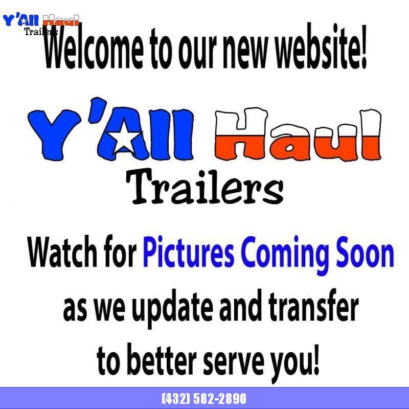 "C&M 76 x 12 Tandem Utility Trailer 2' Dovetail 32""Gate"