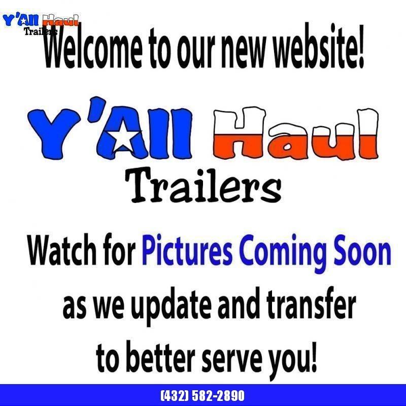 2021 Lamar Trailers 83x18 5.2k Utility Trailer