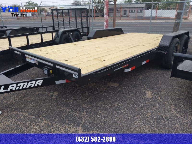 2021 Lamar Trailers 83x18 CC25 Car / Racing Trailer