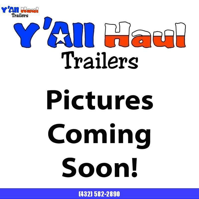 2021 Lamar Trailers 83x20 7k Gray Utility Trailer