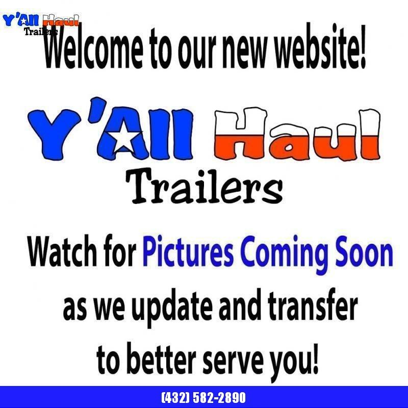 2021 BCI Trailers 83x22 Utility Trailer