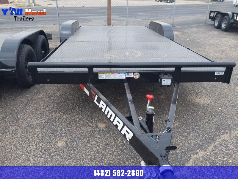 2021 Lamar Trailers 83x18 CE23 Car / Racing Trailer