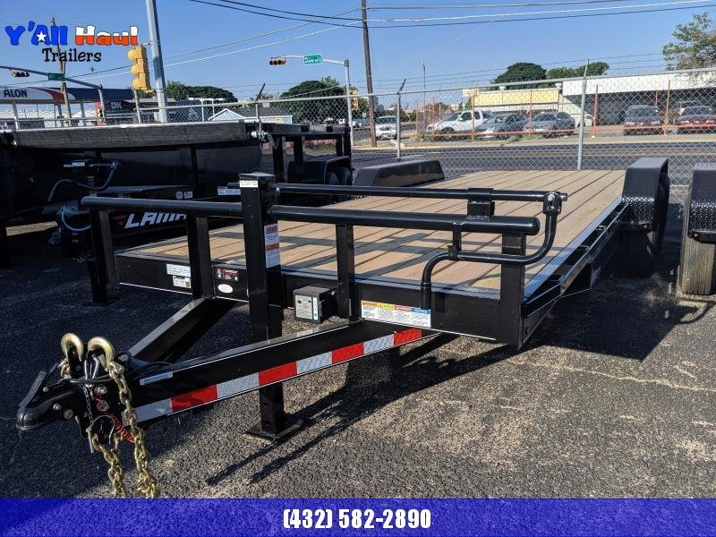 2019 BCI Trailers 83x20 Car Hauler Car / Racing Trailer