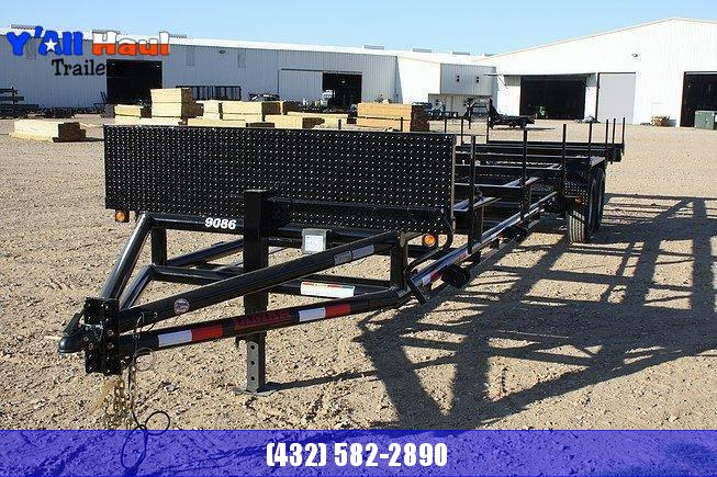 Lamar 40' Pipe Trailer