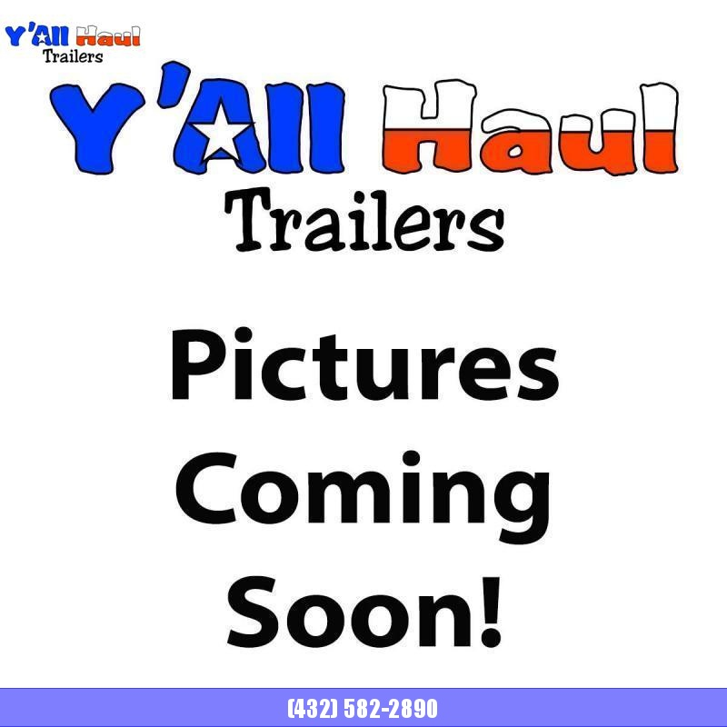 2021 BCI Trailers 83x16 Tandem 3.5k axles PT, Brakes  4'Gate