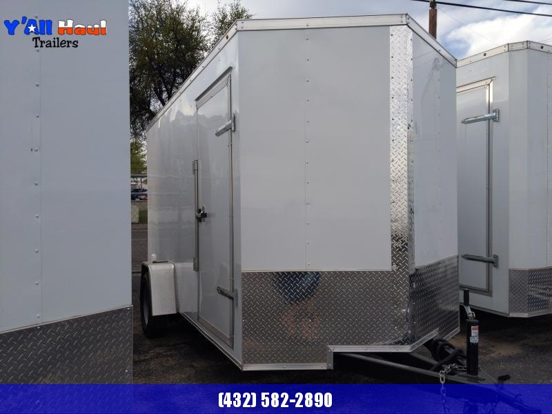 Prime 6 x 12 Enclosed Trailer
