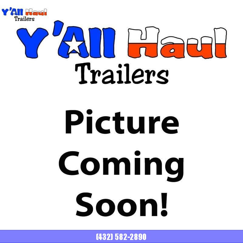 2021 BCI Trailers 83X20 7K Gray Square tube top