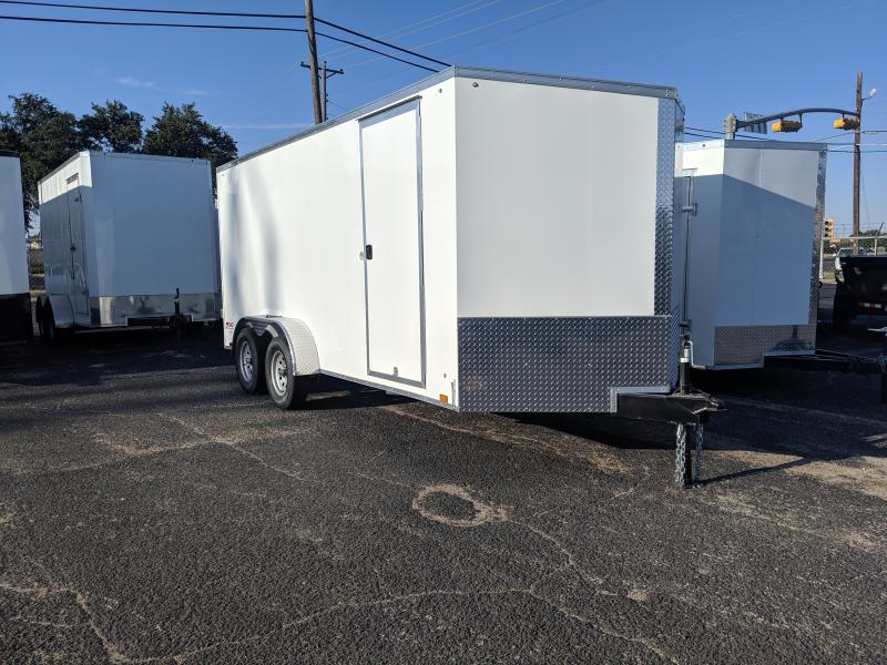 2020 Pace American 7X16 Journey Enclosed Cargo Trailer