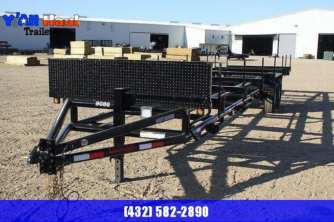 Lamar 32' Pipe Hauler Trailer