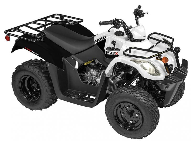2020 KYMCO MXU 150X ATV