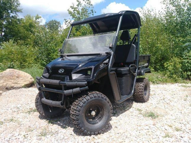 American Landmaster 455 EFI UTV w/locking differential MADE IN AMERICA BLACK