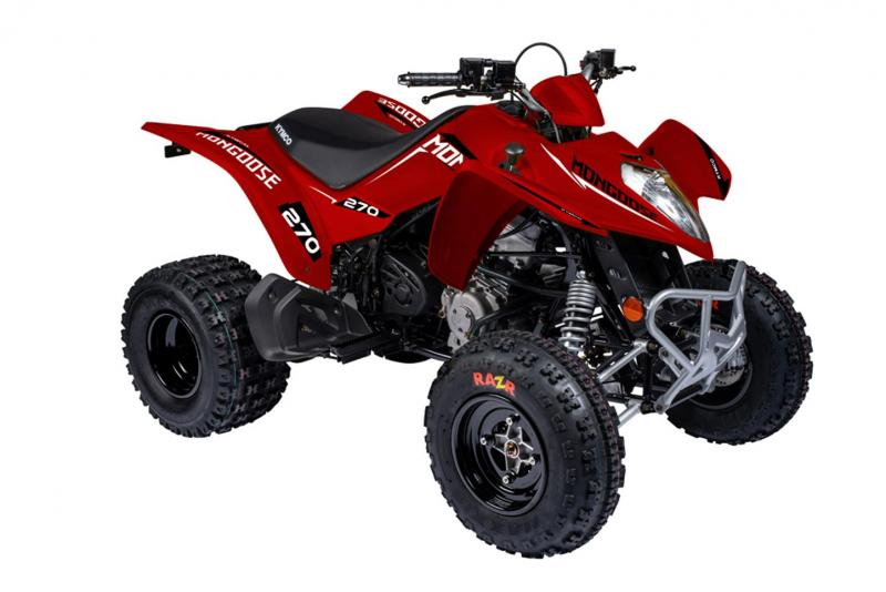 2020 KYMCO Mongoose 270 ATV