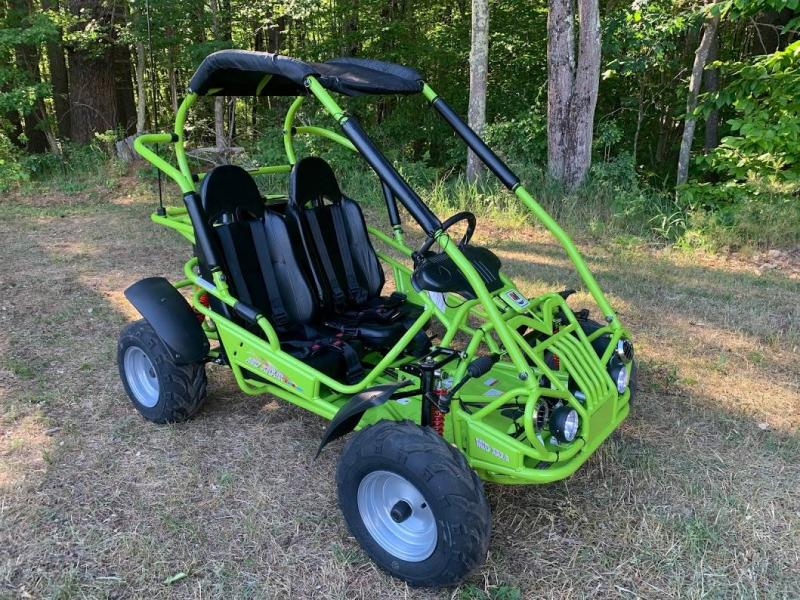 Summer Special! NEW TrailMaster MID-XRX/R Kart ages 6-12 Green